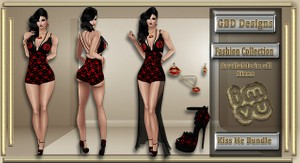 Kiss Me Collection CATALOG ONLY!!
