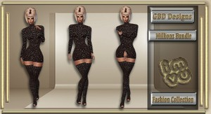Millionz Collection CATALOG ONLY