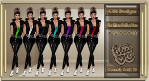 Gweneth Outfit 20 CATALOG ONLY!!