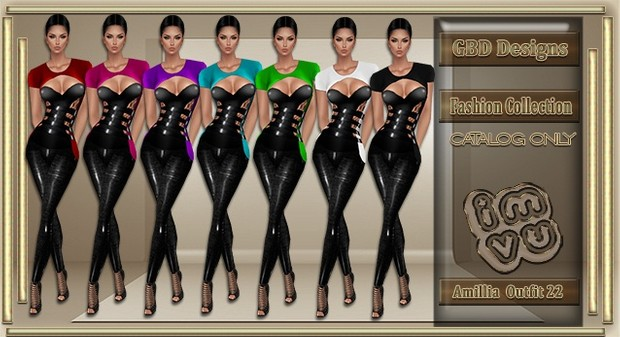 Amillia Outfit CATALOG ONLY