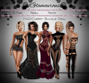 MaDCherry File Bundle Deal 5 Files ~RESELL RIGHTS~