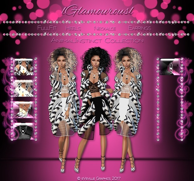 Animal Instinct Collection ~CATALOG ONLY~
