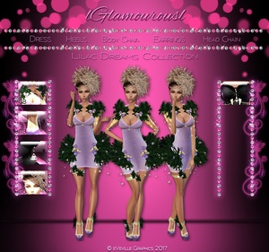 Lilac Dreams Collection ~RESELL RIGHTS~