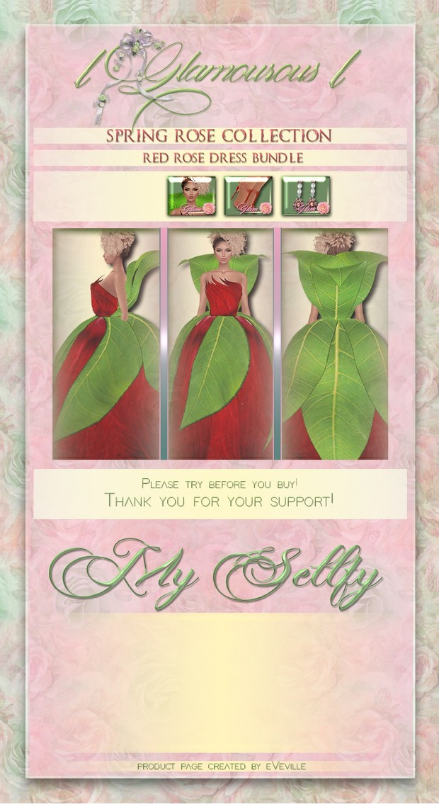 Spring Rose Collection ~RESELL RIGHTS~