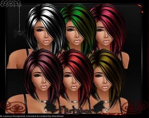 Tubez Dyed Hair Textures