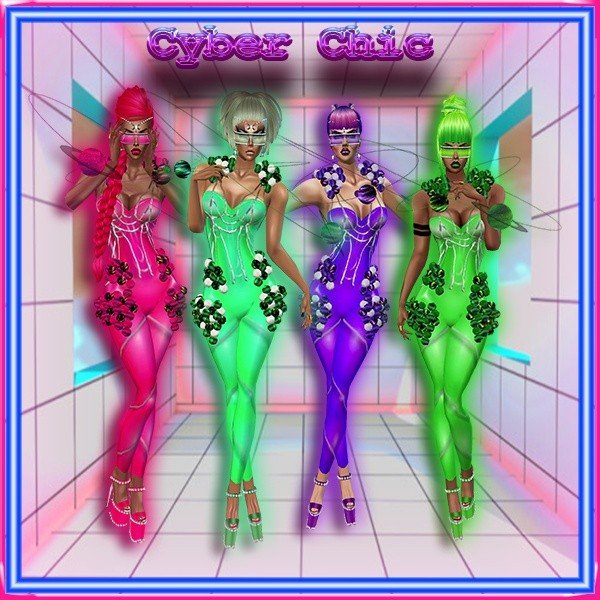 Cyber Chic Collection Limited File only to 5 ppl