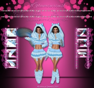 Bluuuu Kitty Collection ~RESELL RIGHTS~