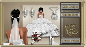 Princess Wedding Collection RESELL RIGHTS!!