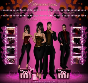Adam & Chantillie Collection CATALOG ONLY!!!