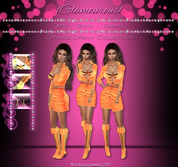 Orange Dream Collection ~RESELL RIGHTS~