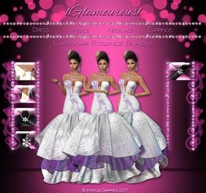 Lavendar Essence Collection ~CATALOG ONLY~