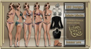 Summer Love Women's Collection CATALOG ONLY!!