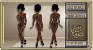 Wild You Collection CATALOG ONLY!!