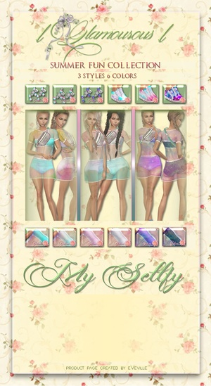 Summer Fun Collection ~RESELL RIGHTS~