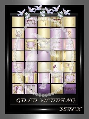 GOLD WEDDING 35 text