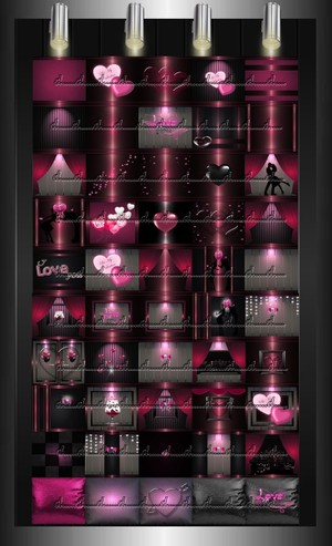 VALENTINE(3)  2016 50 TEXTURES