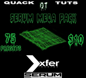 QuackTuts Serum MEGA Pack
