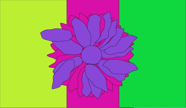 Wild Flower Design