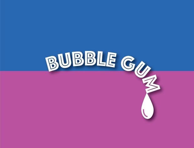 Bubble Gum Ad