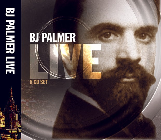 BJ Palmer Live! MP3 Audio Download