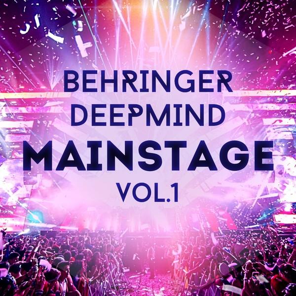 Behringer DeepMind 6/12