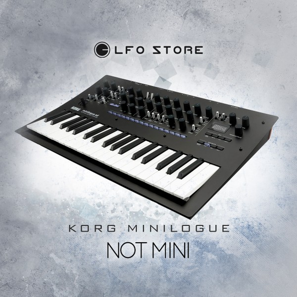 "Korg Minilogue ""Not Mini"" Soundset 70 Presets"