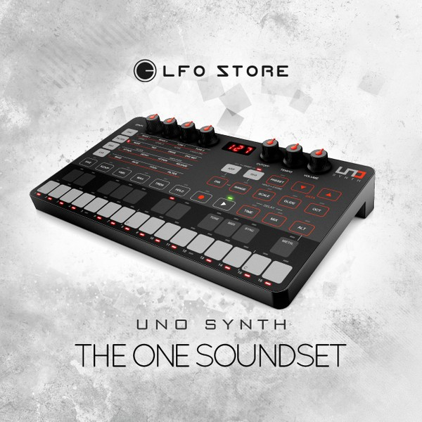 "Uno Synth ""The One"" Soundset 80 Presets"
