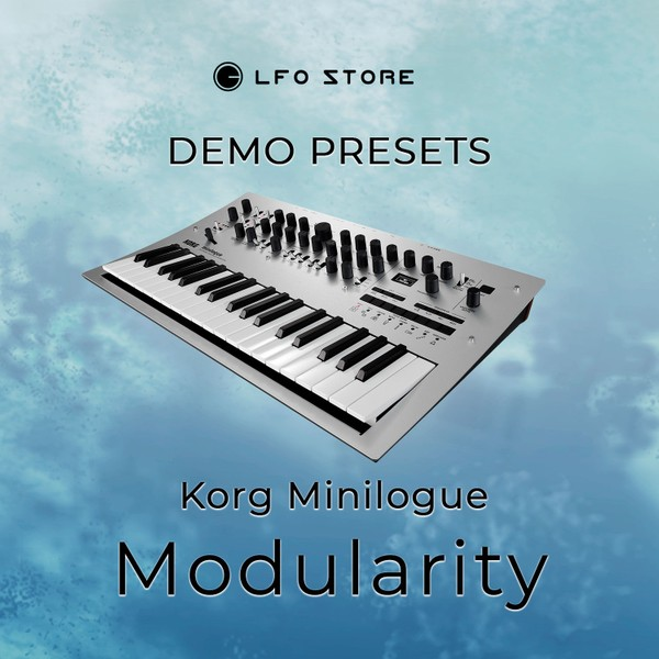 "Korg Minilogue – ""Modularity"" Soundset Demo"
