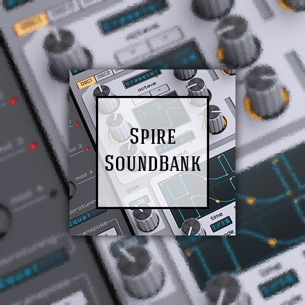Spire SoundBank FREE!