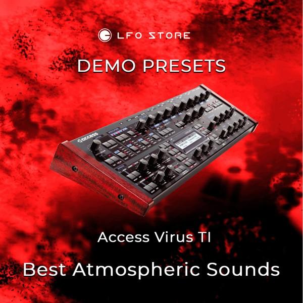 "Access Virus – ""Best atmospheric sound"" Demo"