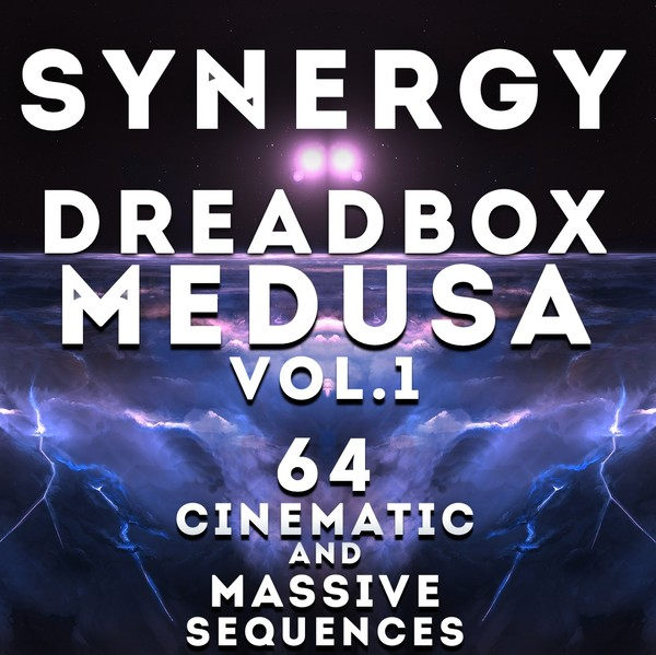 "Dreadbox Medusa - ""Synergy"" - 64 Patches + 64 Sequences"