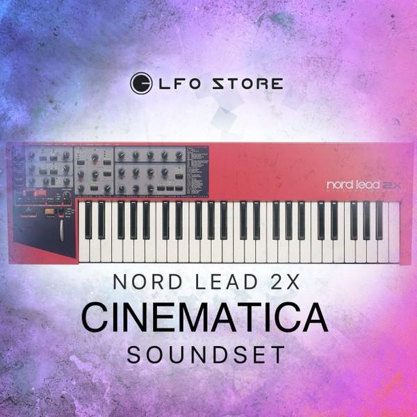 "Nord Lead 2/2X ""CINEMATICA"" 50 Organic Presets"