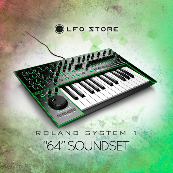Roland SYSTEM-1 - 64 signature presets