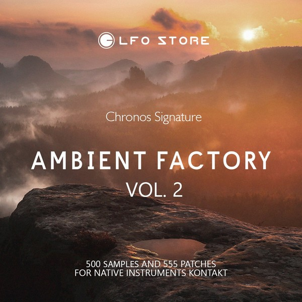 Nick Klimenko's AMBIENT FACTORY for NI Kontakt