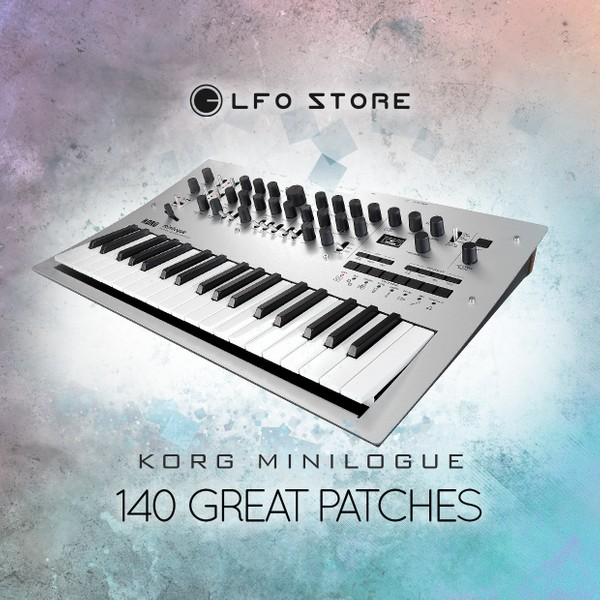 Korg Minilogue - 140 Great Patches -