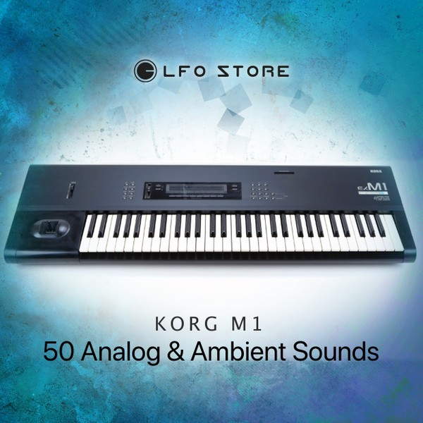 Korg M1 - 50 Analog & Ambient Sounds