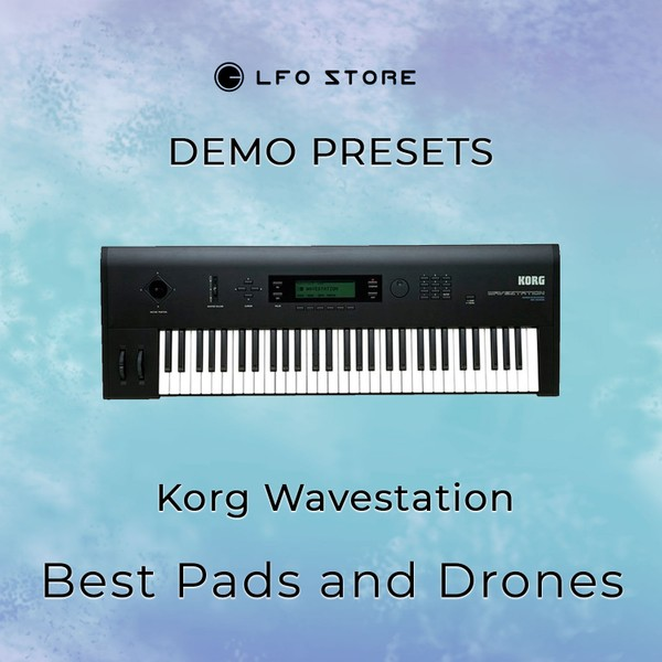 "Korg Wavestation – ""Best Pads & Drones"" Demo"