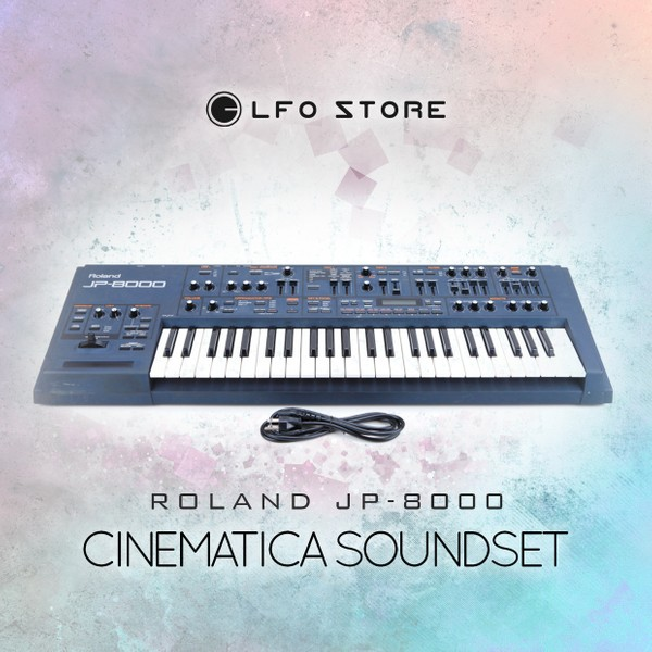 Roland JP-8000 -