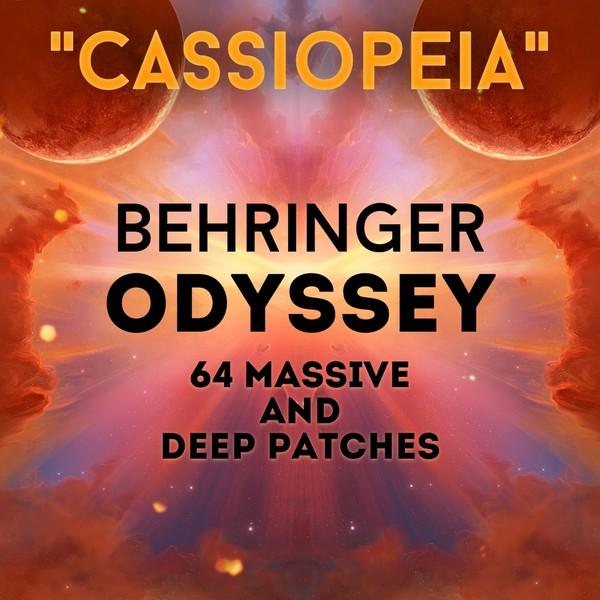 Behringer Odyssey -