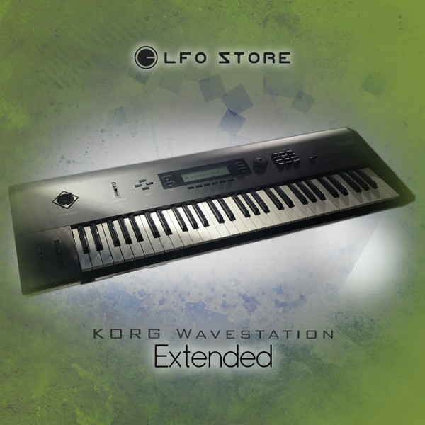 "Korg Wavestation - ""Extended"" - 50 presets by Chronos"