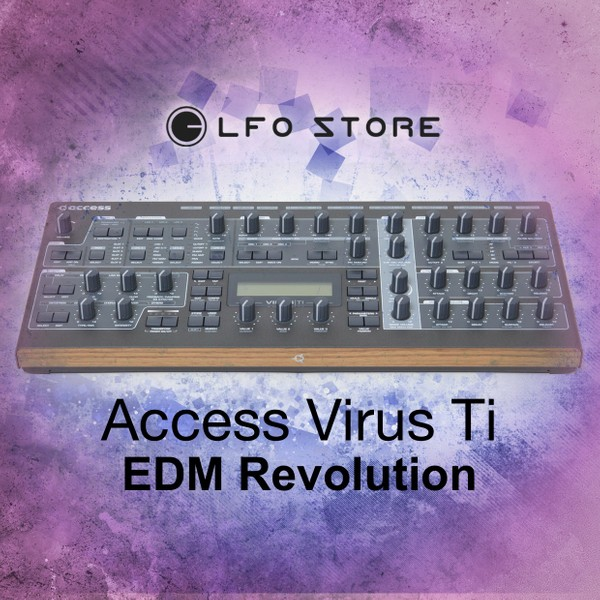 "Access Virus TI ""EDM Revolution"" Soundset by Ephilion"