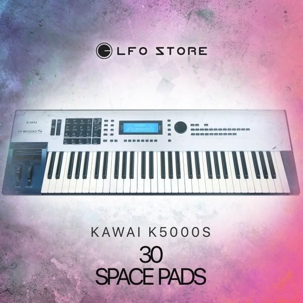 Kawai K5000S/K5000R - 30 Space Pads