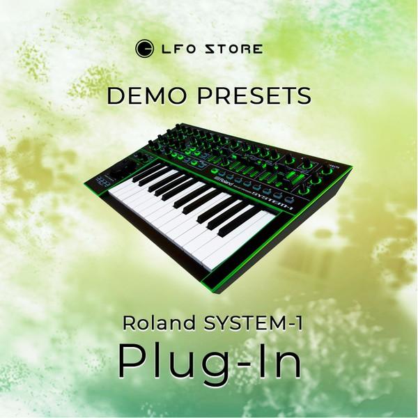 "Roland SYSTEM-1 – ""Plug-In Signature Presets"" Demo"