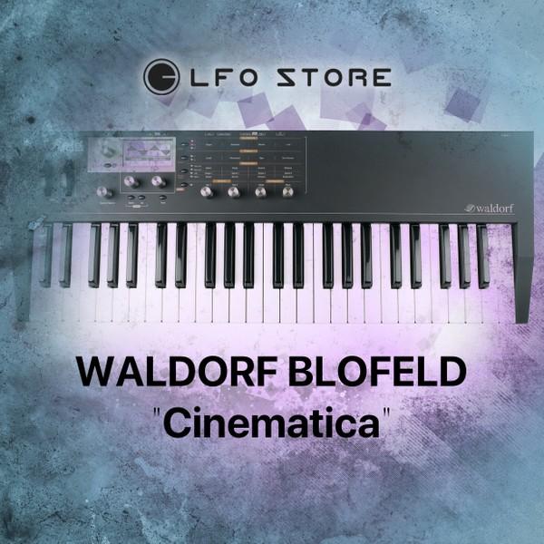 "Waldorf Blofeld ""Cinematica"" 128 presets"