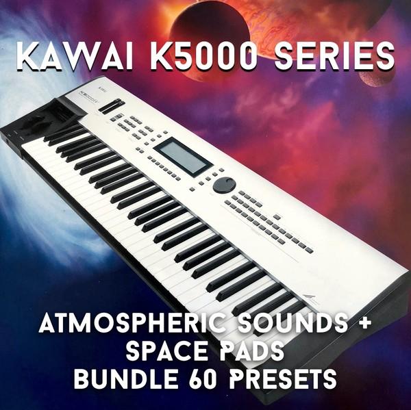 Kawai K5000S/K5000R - Bundle 60 Custom Presets