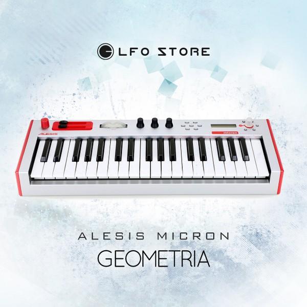 """Alesis Micron """"Geometria"""" 115 presets"""