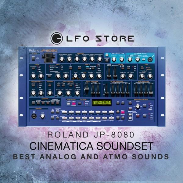 "Roland JP-8080 - ""Cinematica"" Soundset 128 Presets"