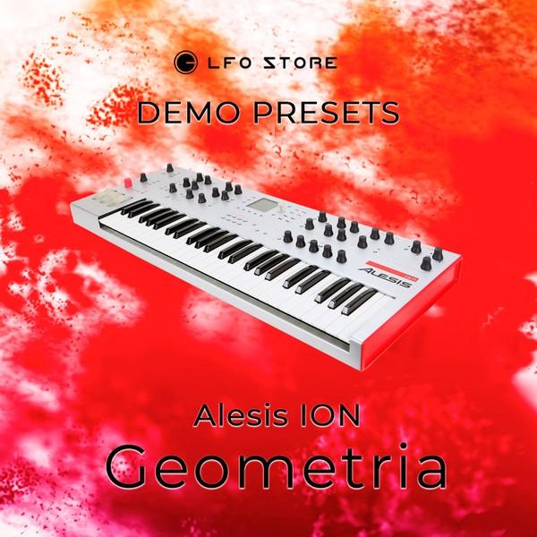 """Alesis Ion – """"Geometria"""" Soundset free Demo"""