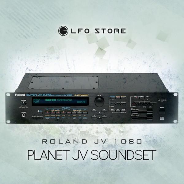 "Roland JV-1080 ""Planet JV"" Soundset 128 Presets"