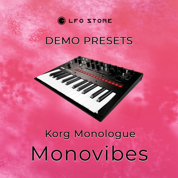 "Korg Monologue – ""Monovibes"" Soundset Demo"